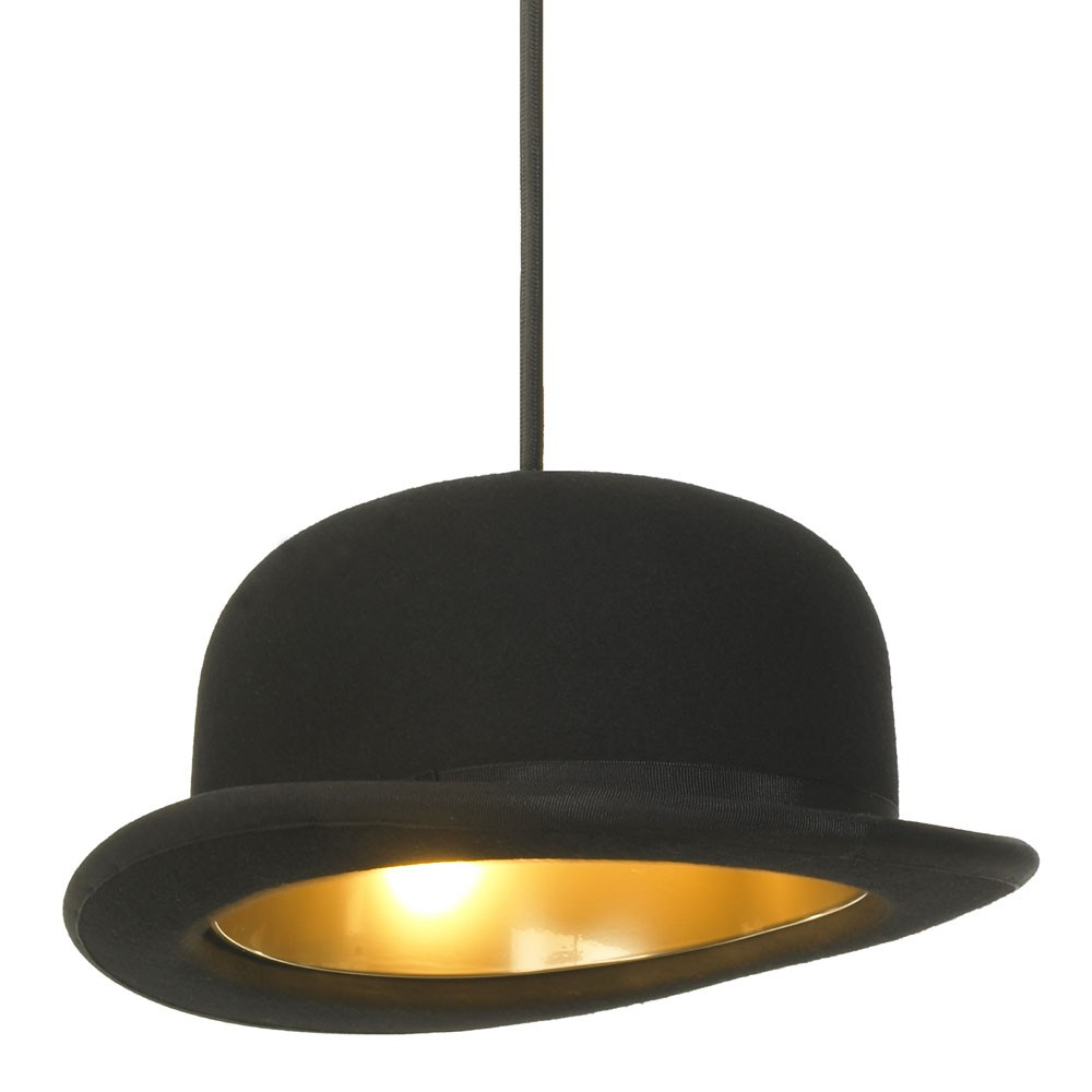 Jeeves bowler hat light the natural furniture company ltd for Lights company