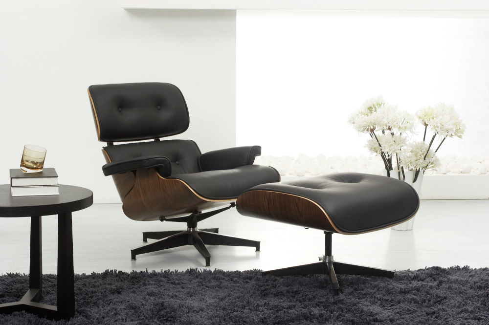 Miraculous Eames Style Lounge Chair And Ottoman Pdpeps Interior Chair Design Pdpepsorg