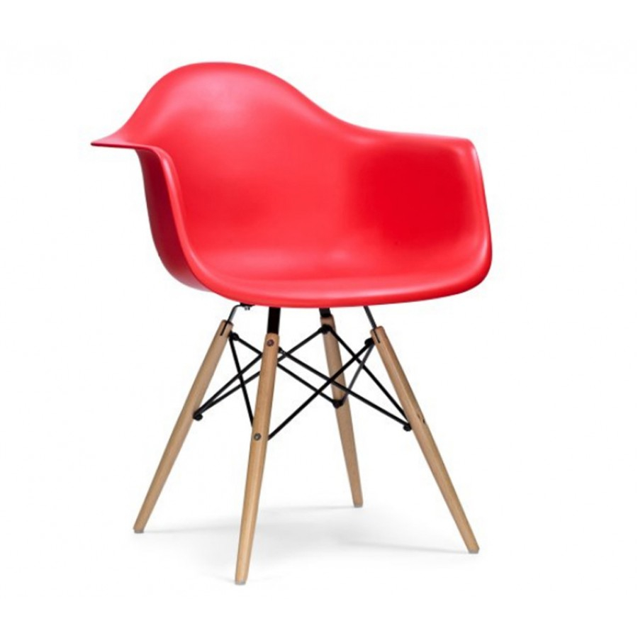 Eames Chair Red wwwimgkidcom The Image Kid Has It : Eames Red DAW chair1 from imgkid.com size 900 x 900 jpeg 174kB