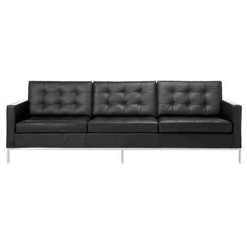 Knoll Home Design Shop: Florence Knoll Style 3 Seater Sofa