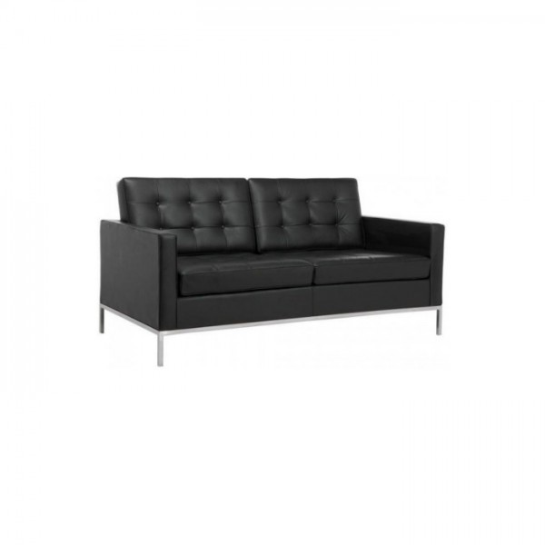 Florence-Knoll-inspired-2-seater-Sofa-Black-Leather.jpg
