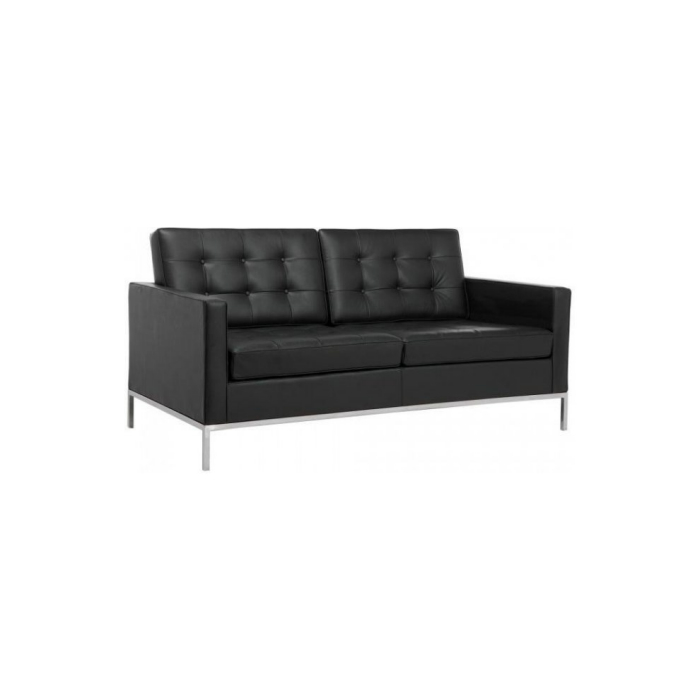 Florence Knoll Inspired 2 Seater Sofa