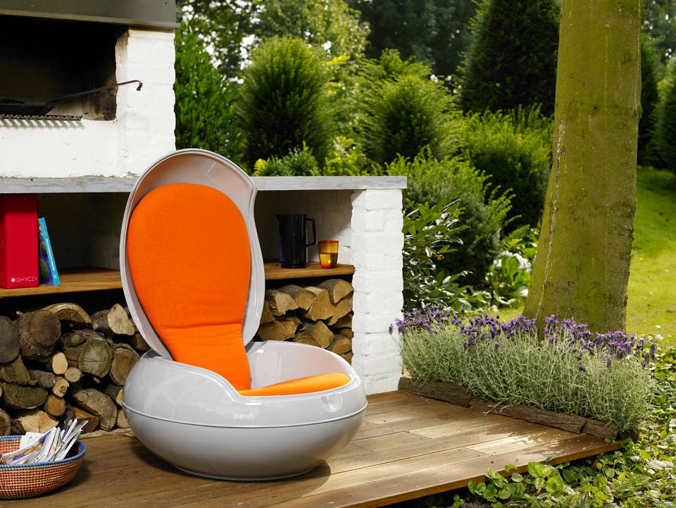Garden Egg Chair The Natural Furniture Company Ltd
