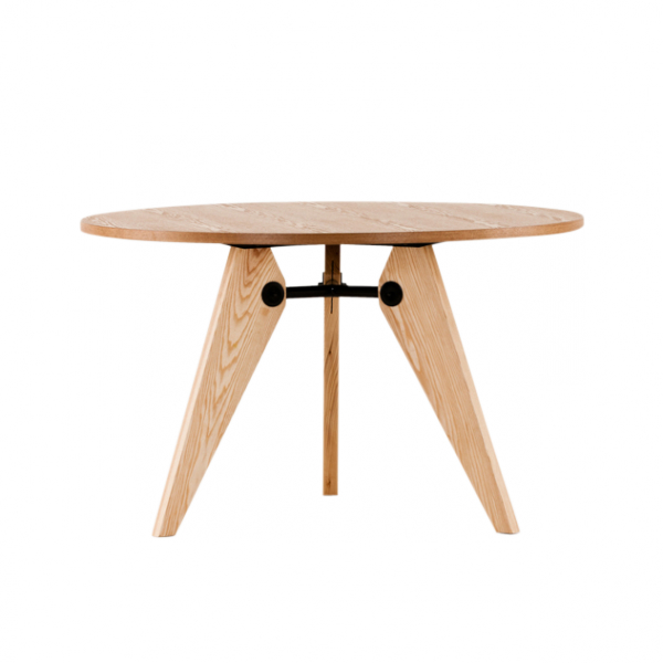Gueridon dining table the natural furniture company ltd for Table gueridon