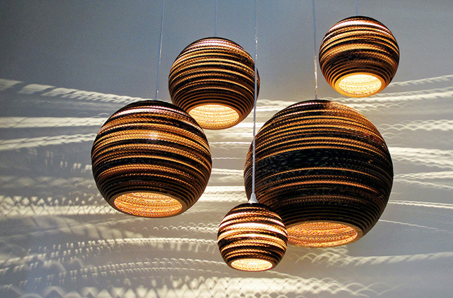 Graypants Moon Pendant Light The Natural Furniture