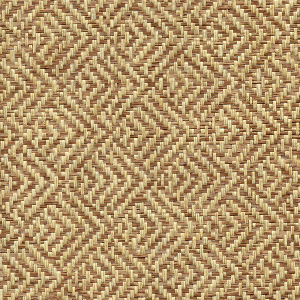 Cloth Wall Coverings : Indian weave grasscloth wallcovering the natural
