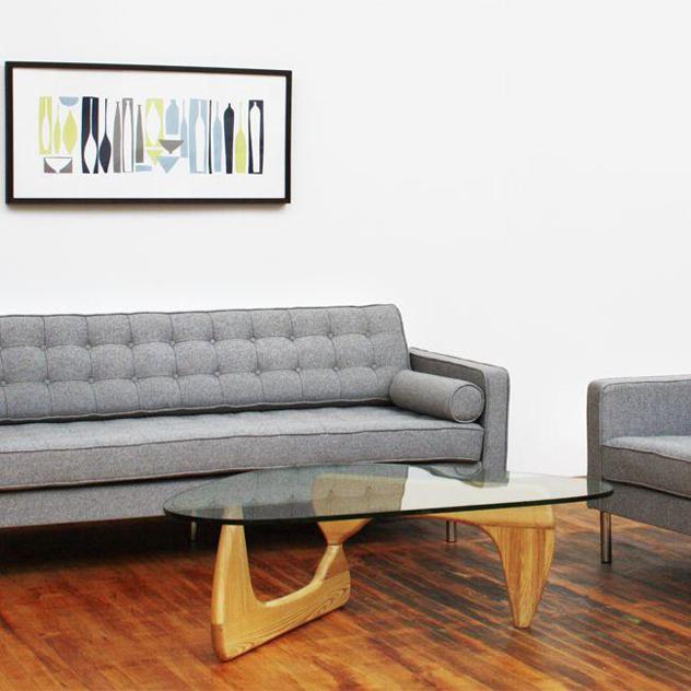 Noguchi Coffee Table - The Natural Furniture Company Ltd