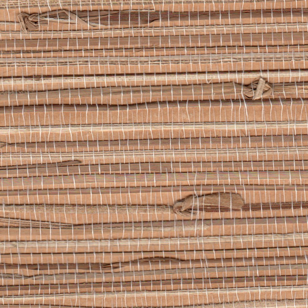 Trend Alert Grasscloth Wallpaper: Cappuccino Grasscloth Wall Covering