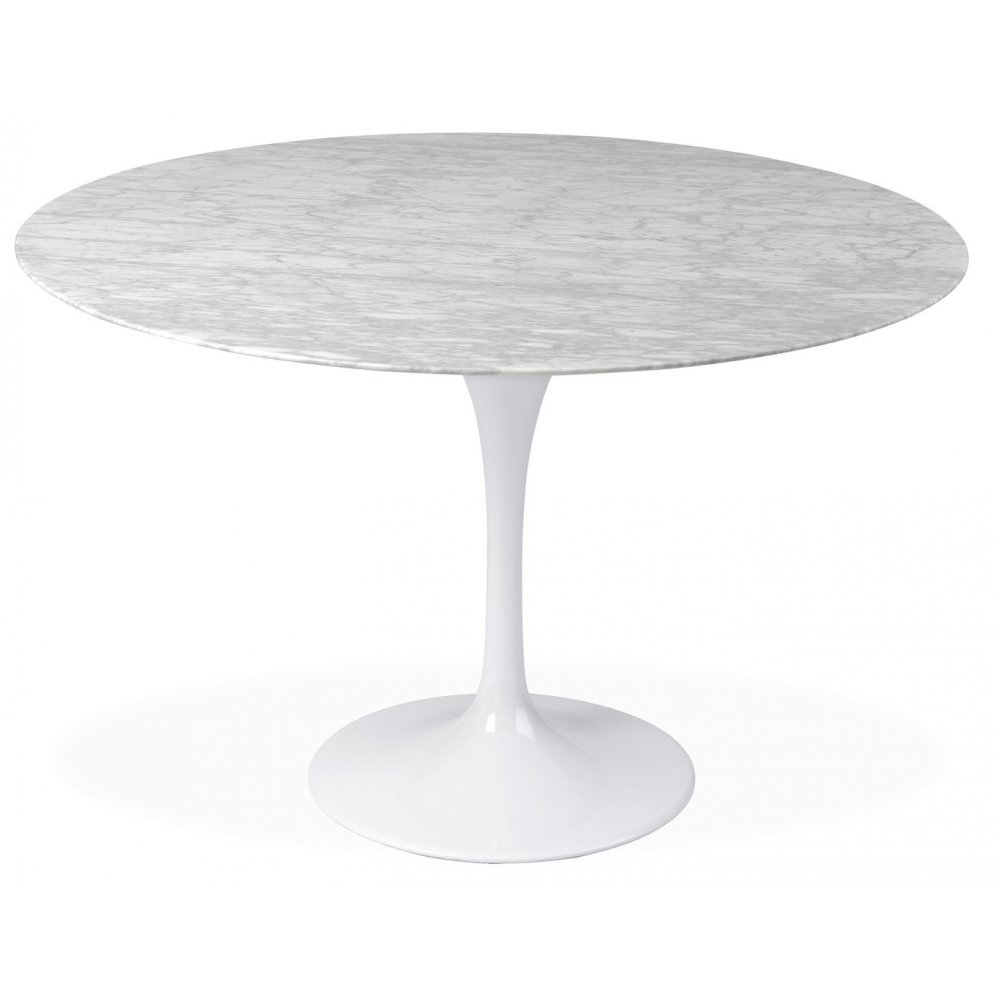 tulip marble table 90cm the natural furniture company ltd. Black Bedroom Furniture Sets. Home Design Ideas