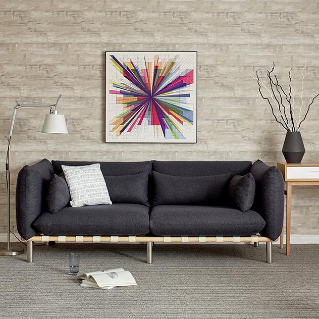 Olsen 2 Seater Sofa The Natural Furniture Company Ltd