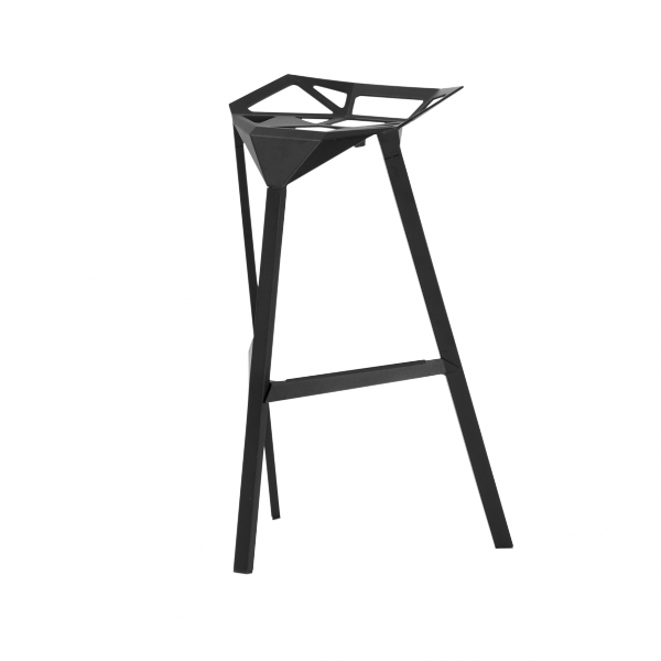 Stealth Bar Stool The Natural Furniture Company Ltd