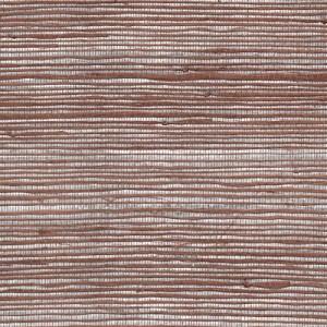 Rustic Silver Grasscloth Wallpaper