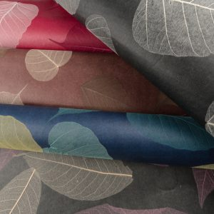 Real Natural Leaf Wall Coverings