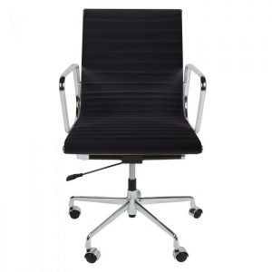 Eames EA117 ribbed office chair