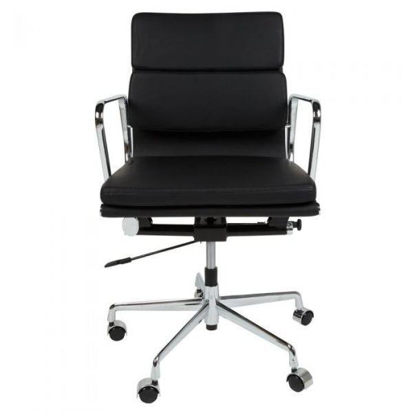 Eames Style EA217 Low Back Soft Pad Office Chair1