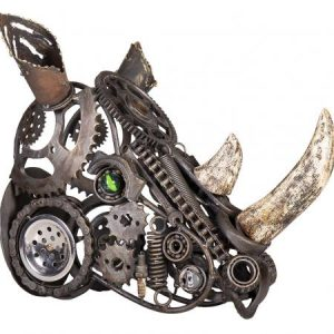 Rhino Head sculpture product image