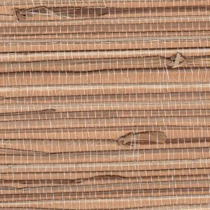 Cappuccino Seagrass Wallpaper