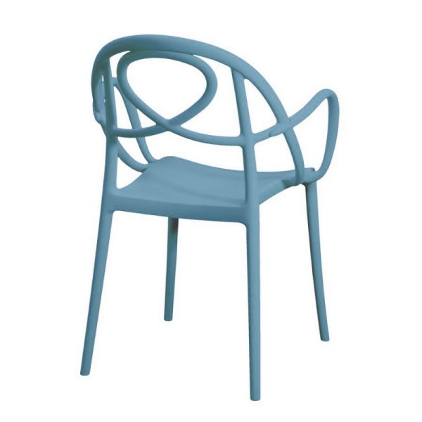 Etoile Dining Chair- Blue