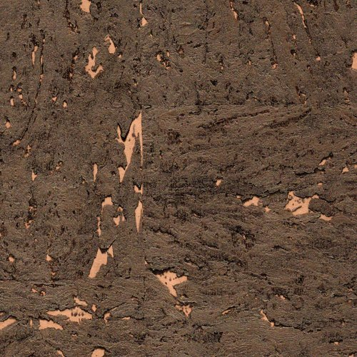 Adonis Bronze cork wall covering