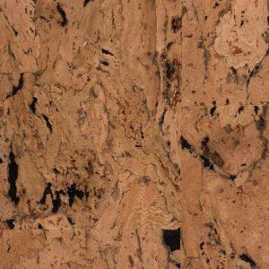 Golden Bark Cork Wallpaper