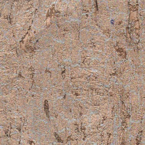 Artisan Bronze Cork Wallpaper
