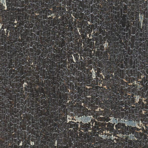 Silver Oak Cork Wallpaper