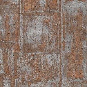 Distressed Tan Cork wallpaper