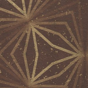 Gilded Web Cork Wallpaper
